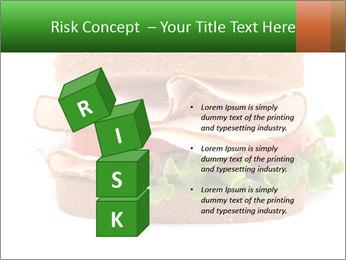 Breast sandwich PowerPoint Template - Slide 81