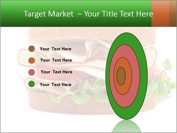 Breast sandwich PowerPoint Template - Slide 84