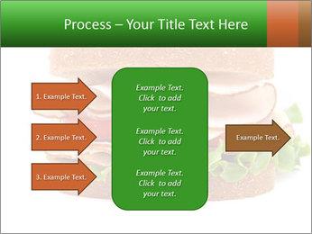 Breast sandwich PowerPoint Template - Slide 85