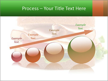 Breast sandwich PowerPoint Template - Slide 87
