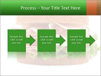 Breast sandwich PowerPoint Template - Slide 88