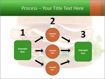 Breast sandwich PowerPoint Template - Slide 92