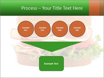 Breast sandwich PowerPoint Template - Slide 93