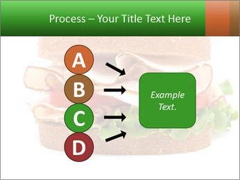 Breast sandwich PowerPoint Template - Slide 94