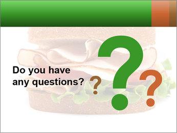 Breast sandwich PowerPoint Template - Slide 96