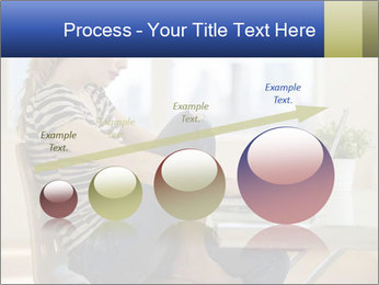 Female working PowerPoint Template - Slide 87