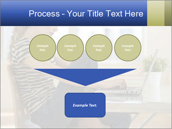 Female working PowerPoint Template - Slide 93