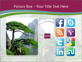 Pine PowerPoint Template - Slide 21