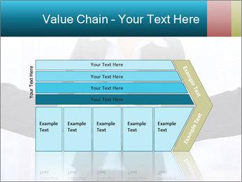 Businessmen shaking hands PowerPoint Template - Slide 27