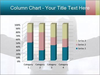 Businessmen shaking hands PowerPoint Template - Slide 50