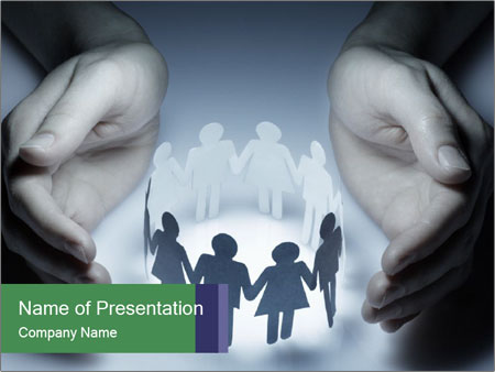 People PowerPoint Template