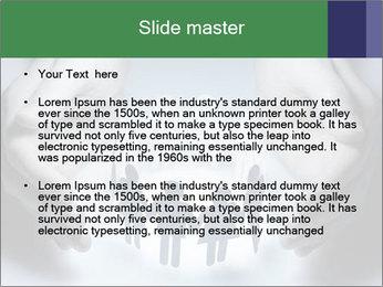 People PowerPoint Template - Slide 2