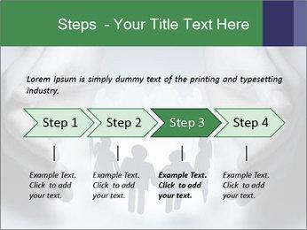 People PowerPoint Template - Slide 4