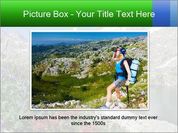 Alpine Flowers PowerPoint Templates - Slide 15