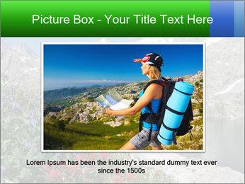 Alpine Flowers PowerPoint Templates - Slide 16