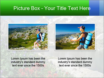 Alpine Flowers PowerPoint Templates - Slide 18