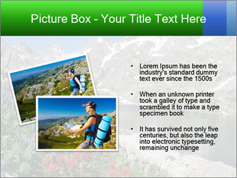 Alpine Flowers PowerPoint Templates - Slide 20