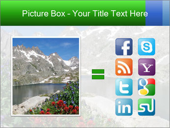 Alpine Flowers PowerPoint Templates - Slide 21