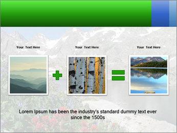 Alpine Flowers PowerPoint Templates - Slide 22