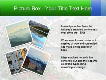 Alpine Flowers PowerPoint Templates - Slide 23