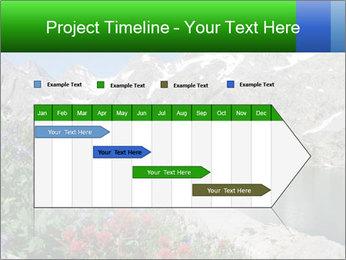 Alpine Flowers PowerPoint Templates - Slide 25