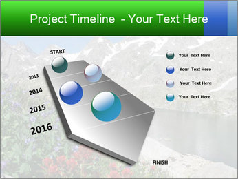 Alpine Flowers PowerPoint Templates - Slide 26