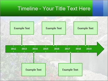 Alpine Flowers PowerPoint Templates - Slide 28