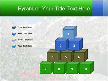 Alpine Flowers PowerPoint Templates - Slide 31