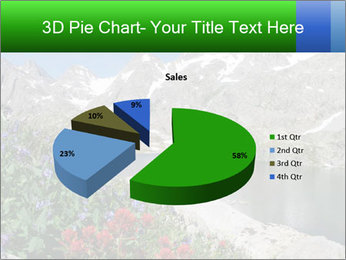 Alpine Flowers PowerPoint Templates - Slide 35