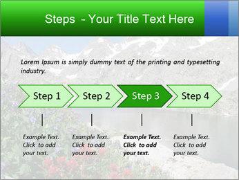 Alpine Flowers PowerPoint Templates - Slide 4
