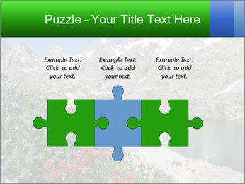 Alpine Flowers PowerPoint Templates - Slide 42