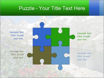 Alpine Flowers PowerPoint Templates - Slide 43