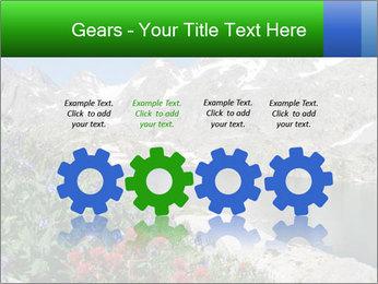 Alpine Flowers PowerPoint Templates - Slide 48