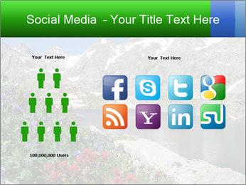 Alpine Flowers PowerPoint Templates - Slide 5