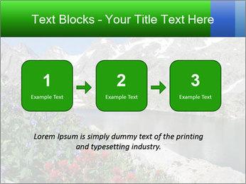 Alpine Flowers PowerPoint Templates - Slide 71
