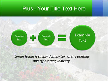 Alpine Flowers PowerPoint Templates - Slide 75