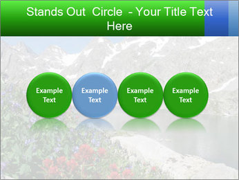 Alpine Flowers PowerPoint Templates - Slide 76