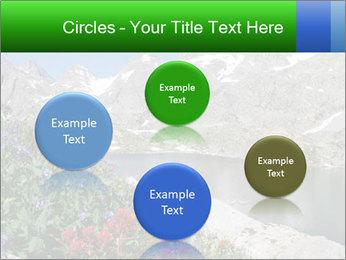Alpine Flowers PowerPoint Templates - Slide 77