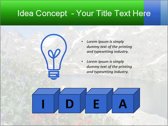 Alpine Flowers PowerPoint Templates - Slide 80