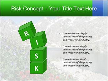 Alpine Flowers PowerPoint Templates - Slide 81