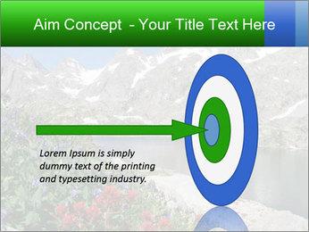 Alpine Flowers PowerPoint Templates - Slide 83