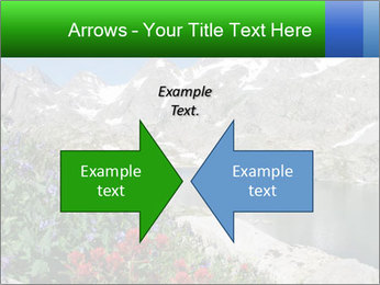 Alpine Flowers PowerPoint Templates - Slide 90