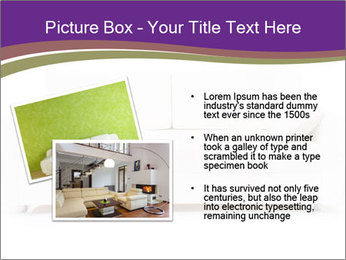 White sofa PowerPoint Template - Slide 20