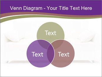 White sofa PowerPoint Template - Slide 33