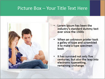 Distressed couple PowerPoint Templates - Slide 13