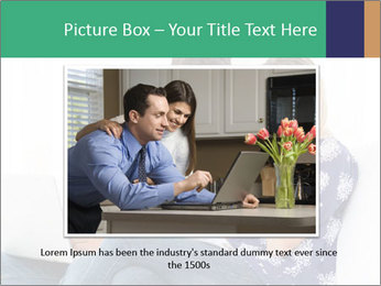Distressed couple PowerPoint Templates - Slide 15
