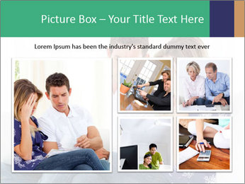 Distressed couple PowerPoint Templates - Slide 19