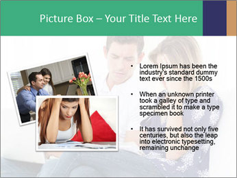 Distressed couple PowerPoint Templates - Slide 20