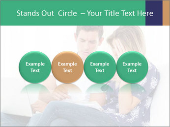 Distressed couple PowerPoint Templates - Slide 76