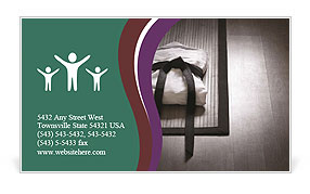 0000091540 Business Card Template